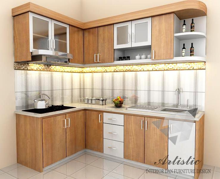 Cara Membuat Kitchen Set Sendiri Dari Triplek Membuat Itu