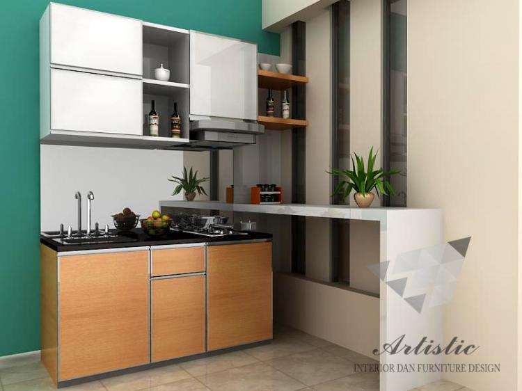 Mebel Multifungsi di Dapur Kitchen Set Minimalis   Jasa ...