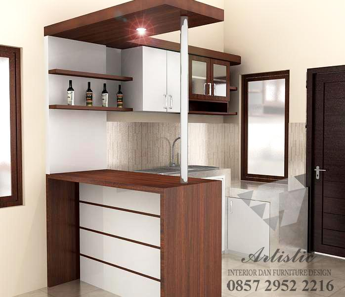 Minibar Kitchen Set Minimalis Harga Murah Jogja | Jasa ...