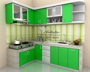Kitchen Set Dan Minibar Jogja Artistic Interior Furnitur Design